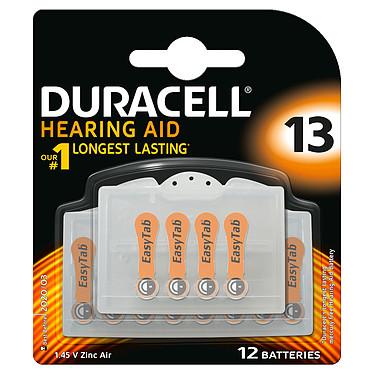 Duracell Hearing Aid 13 (par 12) Pile pour appareils auditifs 13