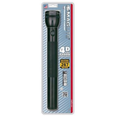 Maglite Krypton 4D Lampe torche 37 cm ultra-puissante (jusqu'à 267 mètres)