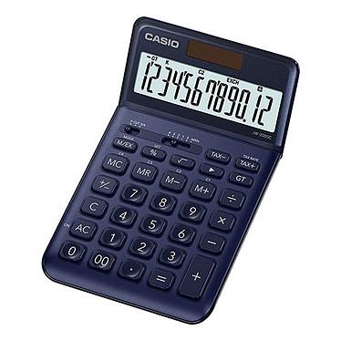 Casio JW-200SC Bleu Calculatrice compacte de bureau 12 chiffres