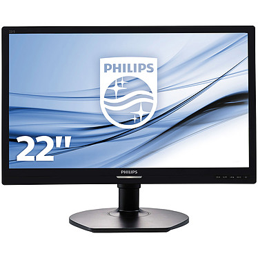"Philips 21.5"" LED - 221S6LCB"