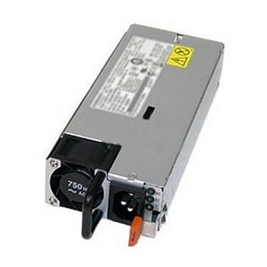 Lenovo ThinkSystem Platinum Hot-swap 750W (7N67A00883) Alimentation 750W 80PLUS Platinum Hot-plug pour serveur Lenovo ThinkSystem