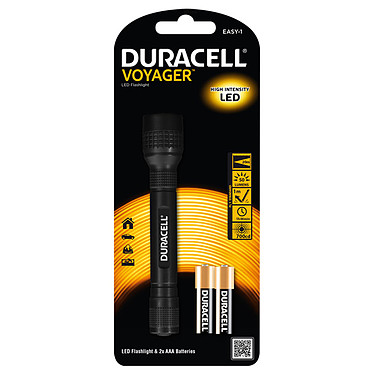 Duracell Voyager Easy-1 Lampe torche LED
