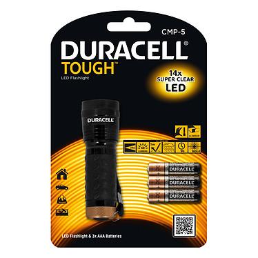 Duracell Tough CMP-5 Lampe torche puissante (18 mètres) de 10.3 cm de longueur