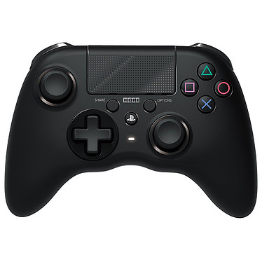 Hori Onyx (PS4) Manette Bluetooth sous licence officielle Sony pour PlayStation 4