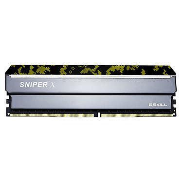 Avis G.Skill Sniper X Series 64 Go (4x 16 Go) DDR4 2400 MHz CL17