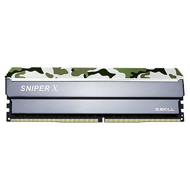 Opiniones sobre G.Skill Sniper X Series 16 GB (2x 8 GB) DDR4 3000 MHz CL16