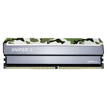 Avis G.Skill Sniper X Series 32 Go (4x 8 Go) DDR4 3000 MHz CL16
