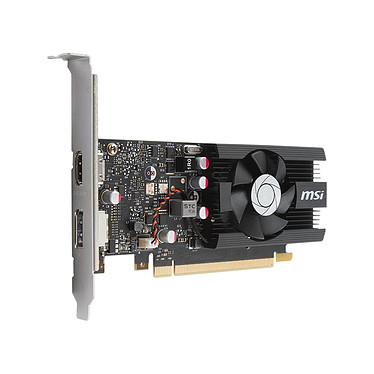 Opiniones sobre MSI GeForce GT 1030 2G LP OC