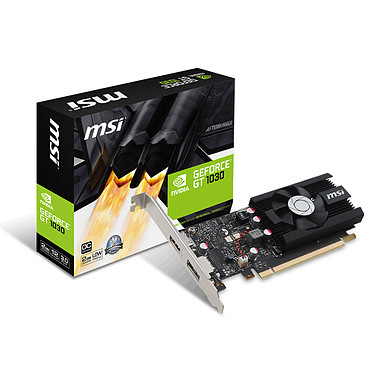 MSI GeForce GT 1030 2G LP OC