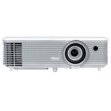 Optoma EH400+ Vidéoprojecteur DLP Full HD 1080p Full 3D 4000 Lumens HDMI/Ethernet avec haut-parleur 10W