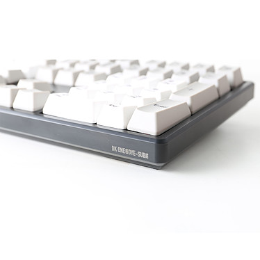 Acheter Ducky Channel One (coloris gris - Cherry MX Red)