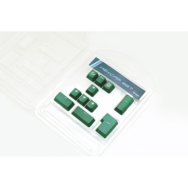 Avis Ducky Channel ABS Keycap Set (vert)