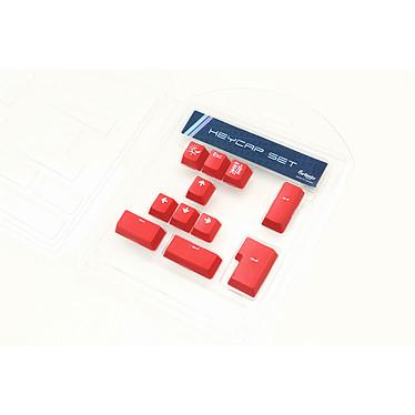 Avis Ducky Channel ABS Keycap Set (rouge)