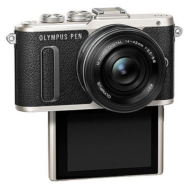 Avis Olympus E-PL8 Noir + 14-42mm EZ Pancake + Dragonnes