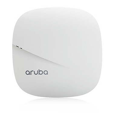 Aruba Instant IAP-305 RW (JX945A) Point d'accès autonome Wi-Fi AC1700 (AC1300+N400) Dual-Band 2x2:2/3x3:3 MU-MIMO PoE