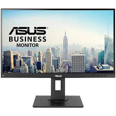 """ASUS 27"""" LED - BE27AQLB 2560 x 1440 pixels - 5 ms (gris à gris) - Format large 16/9 - Dalle IPS - Pivot - DisplayPort - HDMI - Hub USB - Noir (Garantie constructeur 3 ans)"""