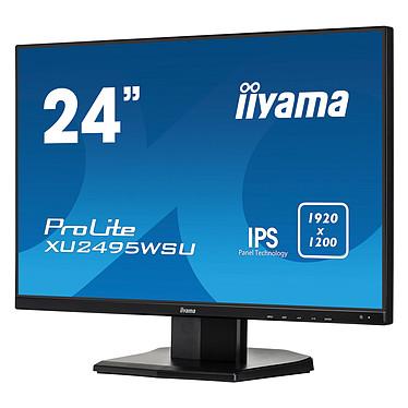 "Avis iiyama 24"" LED - ProLite XU2495WSU-B1"