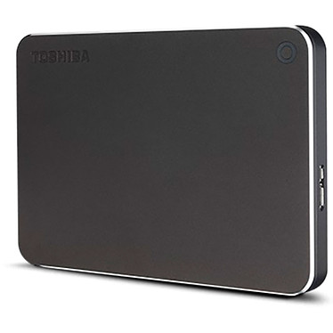 "Toshiba Canvio Premium 4 To Noir Disque dur externe 2.5"" 4 To USB 3.0"