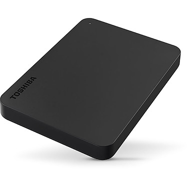 Comprar Toshiba Canvio Basics 500 GB negro
