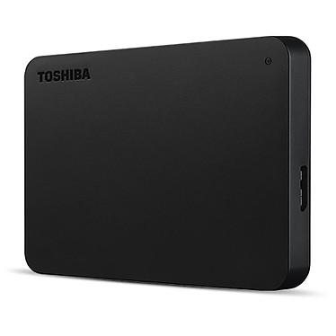 Avis Toshiba Canvio Basics 2 To Noir