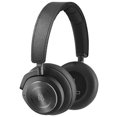 Bang & Olufsen Beoplay H9i Noir Casque circum-auriculaire fermé sans fil Bluetooth avec microphone, réduction active du bruit et commandes tactiles