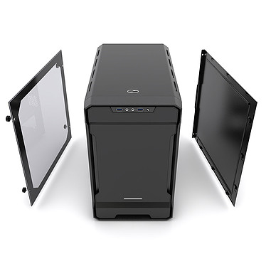Phanteks Enthoo Evolv ITX TG (noir) pas cher