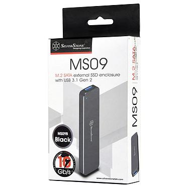 SilverStone MS09 (noir) pas cher