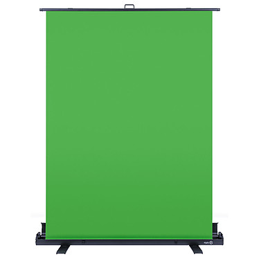 Elgato Green Screen Toile de fond verte 148 x 180 cm  (pour photo, vidéo, streaming...)