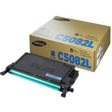 Samsung CLT-C5082L Toner Cyan (4 000 pages à 5%)