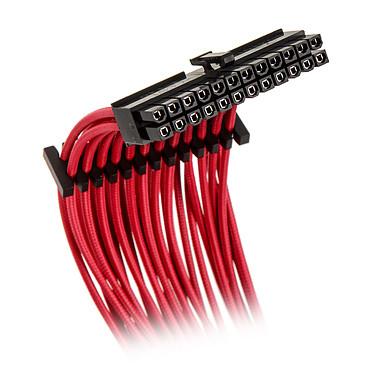 Acheter BitFenix Alchemy - Extension Cable Kit - rouge