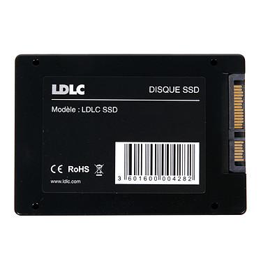 LDLC SSD F7 PLUS 3D NAND 120 GB pas cher