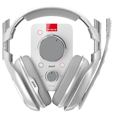 Avis Astro A40 TR + MixAmp Pro TR Blanc (PC/Mac/Xbox One/Switch)