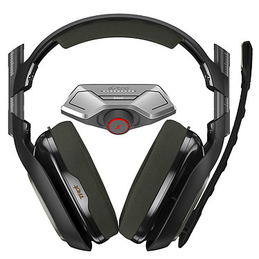 Astro A40 TR + MixAmp M80 TR Noir (PC/Mac/Xbox One)