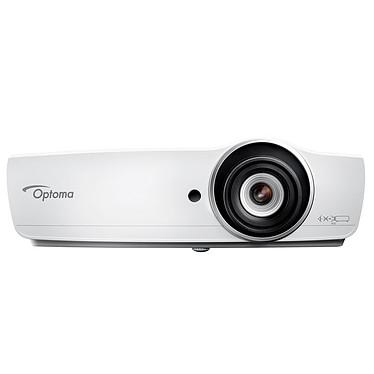 Optoma WU470 Vidéoprojecteur DLP WUXGA Full 3D 5000 Lumens HDMI MHL, Ethernet, USB et haut-parleur intégré