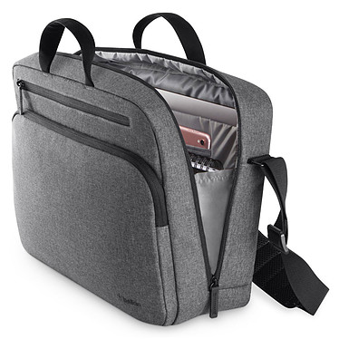 "Belkin Classic Pro Bag  Sacoche de transport pour ordinateur portable 15.6"" et tablette"