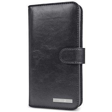 Doro Wallet Case Noir 8040 Étui portefeuille pour Doro 8040