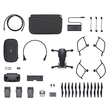 DJI Mavic Air Fly More Combo Noir