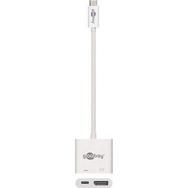 Avis Goobay Adaptateur USB-C / DisplayPort (M/F)
