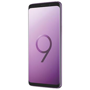 Avis Samsung Galaxy S9 SM-G960F Ultra Violet 64 Go