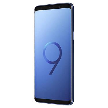 Avis Samsung Galaxy S9 SM-G960F Bleu Corail 64 Go