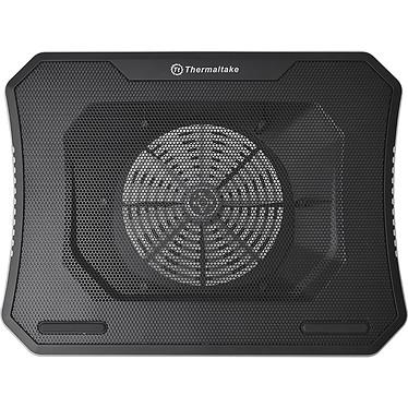 """Thermaltake Massive 20 RGB Noir Support ventilé LED RGB pour ordinateur portable gamer jusqu'à 19"""""""