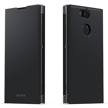 Sony Style Cover Stand Noir Xperia XA2 pas cher