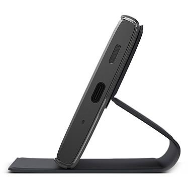 Opiniones sobre Sony Style Cover Stand negro Xperia XA2 Ultra