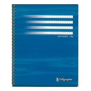 Calligraphe 7000 Cahier A5+ 100 pages 70g petits carreaux