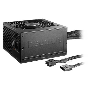 Avis be quiet! System Power 9 500W 80PLUS Bronze