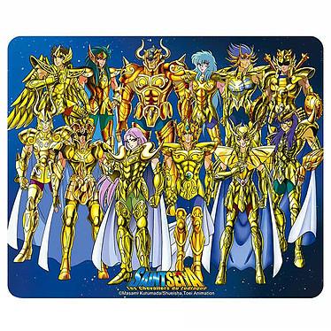 Tapis Saint Seiya - Chevaliers d'or