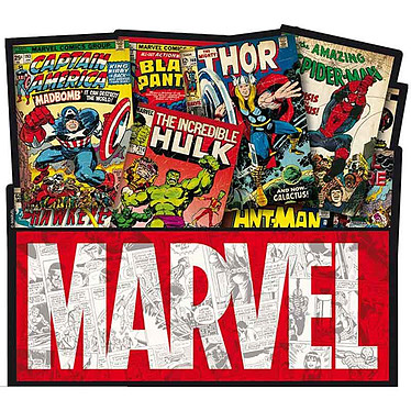 Tapis Marvel Alfombrilla de ratón Marvel 3 mm