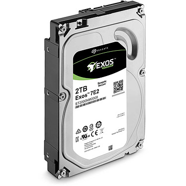 Seagate Exos 7E2 3.5 HDD 2 To (ST2000NM0008) pas cher