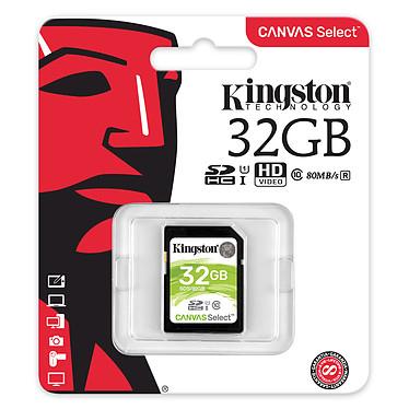 Avis Kingston Canvas Select SDS/32GB