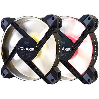 IN WIN Polaris RGB Twin Pack Aluminium